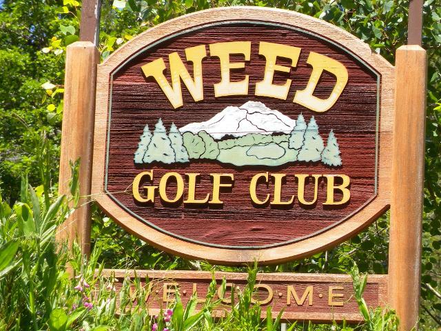 Weed Golf Club
